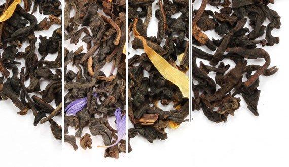 Varieties of Black Tea - Black Tea Sampler
