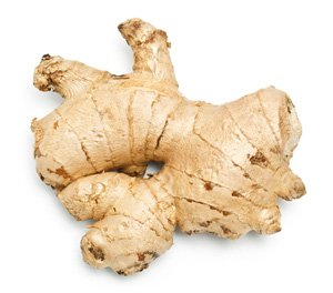 Ginger root is used in aromatherapy
