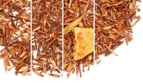 Rooibos Sampler to test the health benefits of rooibos red tea