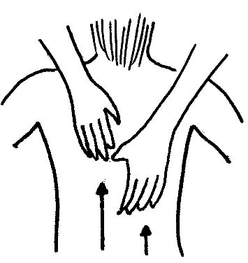 Strokes are a very common massage technique